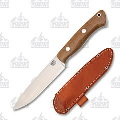 Bark River Knives Aurora II Natural
