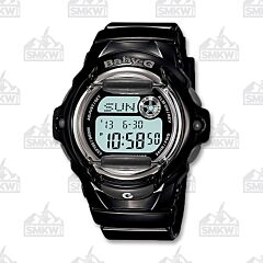 Casio Baby G Digital Watch Resin Black