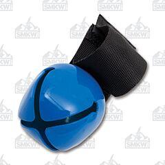 Sabre Frontiersman Bear Bell Blue