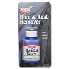 Birchwood Casey Blue and Rust Remover - 3oz