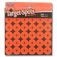 "Birchwood Casey Target Spots 1"" 360ct 1"" Diameter Targets"