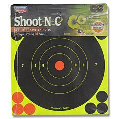 "Birchwood Casey Shoot-N-C 12pk 6"" Diameter Reactive Targets"