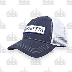 Beretta Patch Navy Trucker Hat