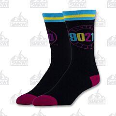 Oooh Yeah! Beverly Hills Men's Crew Socks