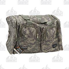 Digital Camo Heavy Duty Tote Bag
