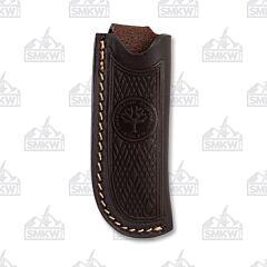 Boker Leather Trapper Sheath Arbolito