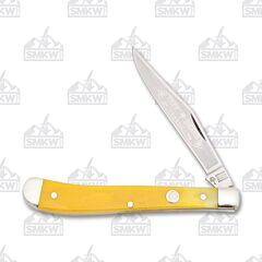 Boker Slim Line Trapper Yellow