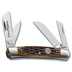 Boker Traditional Series Congress Brown Bone