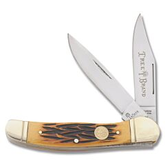 Boker Traditional Copperhead Brown Bone