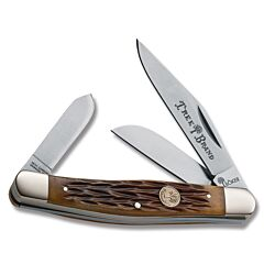 Boker Traditional Stockman Brown Bone
