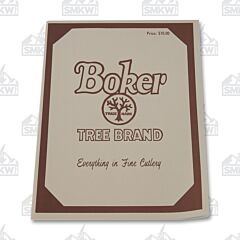 Boker 1928 Product Catalog Reprint