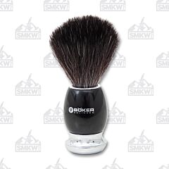 Boker Classic Black Shaving Brush