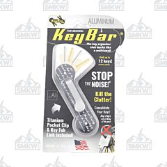 KeyBar Aluminum Black Construction
