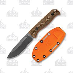 Benchmade Saddle Mountain Skinner Orange