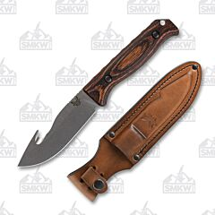 Benchmade Saddle Mountain Stabilized Wood Guthook