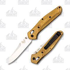 Benchmade 940 Osborne Brass