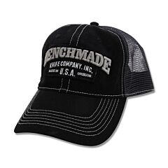 "Benchmade Trucker ""Solid Steel"" Hat"
