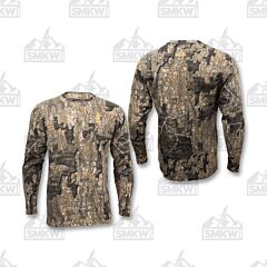 Browning Wasatch-CB Long Sleeve Shirt Realtree Timber