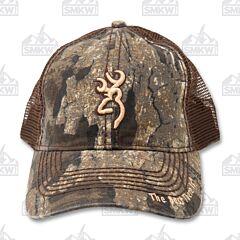 Browning Bozeman Brown Realtree Timber Hat