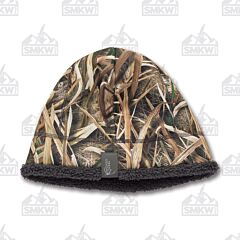 Browning Wicked Wing High Pile Beanie Realtree Timber