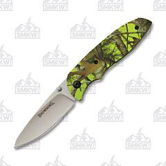 Browning Green Camo Folder