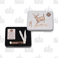 Browning Knives 50th Anniversary Small Trapper Commemorative