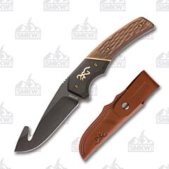 Browning Hunter Series Guthook Fixed Blade