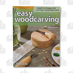 Easy Woodcarving Paperback Book