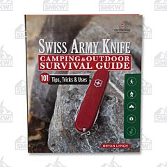Swiss Army Knife Camping and Outdoor Survival Guide