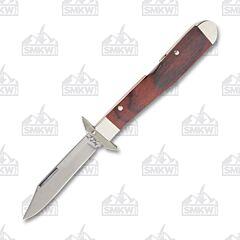 Bear & Son Rosewood Swing Guard Lockback High Carbon Stainless Steel Blade
