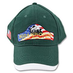 Bear & Son Bear Ops Hat Green