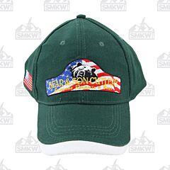 Bear & Son Bear Ops Hat Green