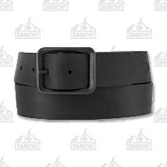 Brighton Men's Buckskin Belt Black