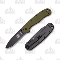 ESEE Avispa OD Green Black
