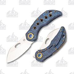 Olamic Cutlery Busker B523-L Largo Blue Seabed