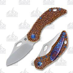 Olamic Busker 365 Semper Molten Brurple/Blue