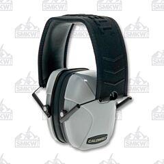 Caldwell Passive Low Pro Earmuff Grey 23 NRR