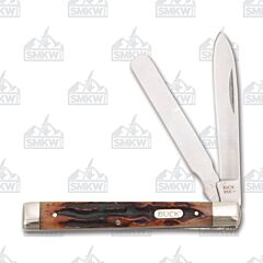 Buck 228 Doctor's Knife Two Blade Imitation Stag