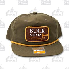 Buck Vintage Logo Hat