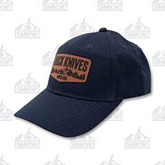 Buck Youth Hat Blue