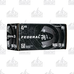 Federal Black Pack 45 ACP 230 Grain Full Metal Jacket 150 Rounds