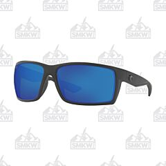 Costa Reefton Blue and Black Blackout Sunglasses