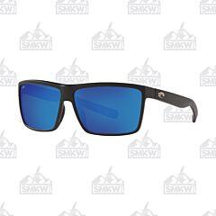 Costa Rinconcito Blue and Matte Black Sunglasses