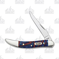 Case Patriotic Kirinite Small Texas Toothpick