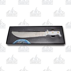 Case Astronaut Knife M-1 Model 2019 Carbon Steel Blade White Synthetic Handle