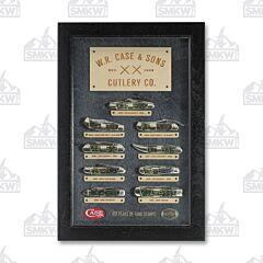 Case Tang Stamp Series Mint Set