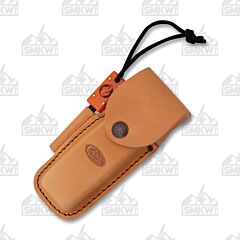 Case Folding Hunter Leather Sheath