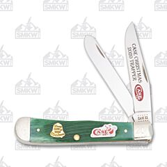 Case 2020 Christmas Trapper Engraved Bolsters