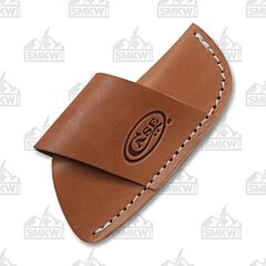 Case Large Side Draw Leather Sheath Model 50232