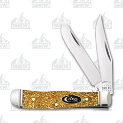 Case Sparxx Gold Stardust Kirinite Tiny Trapper